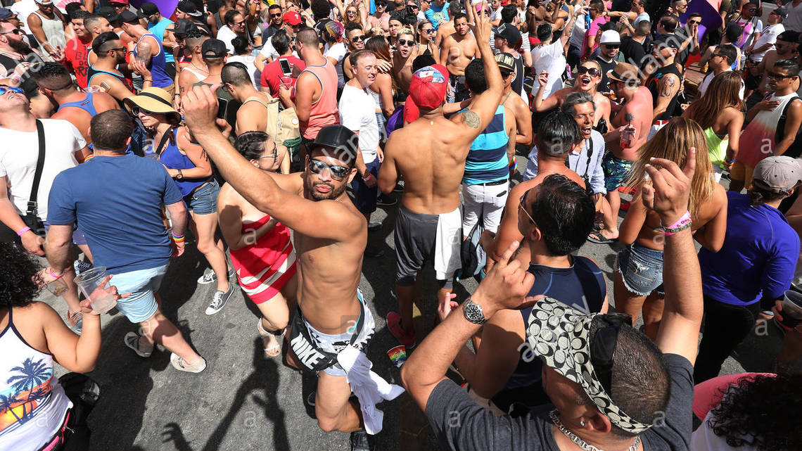 Miami Beach Gay Pride 2019 In Pictures