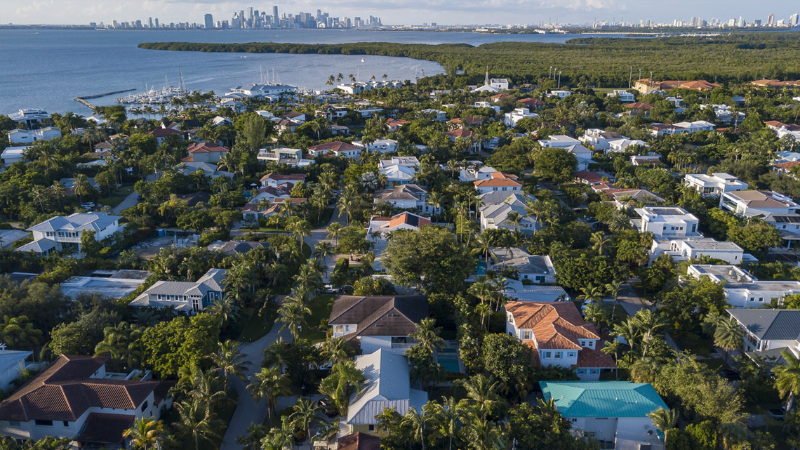 The booming Miami housing market