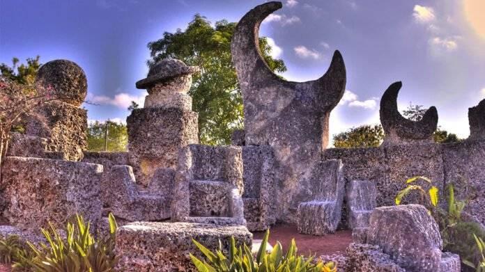 The Coral Castle Museum