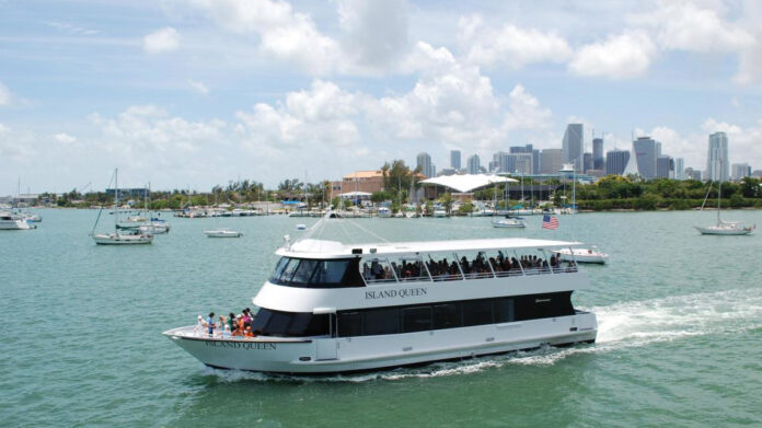 Island Queen Cruises & Tours