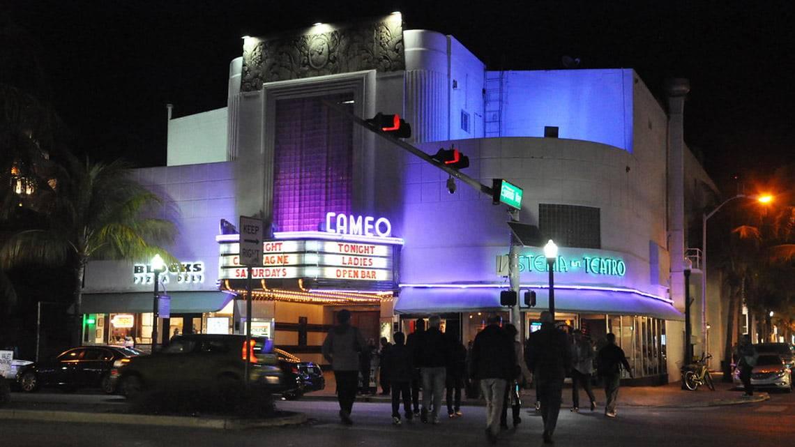 Cameo Nightclub Miami Beach