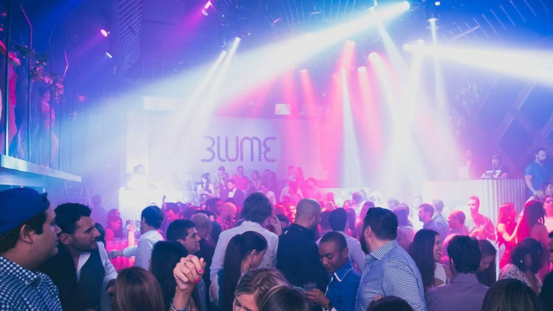 blume nightclub Miami Beach