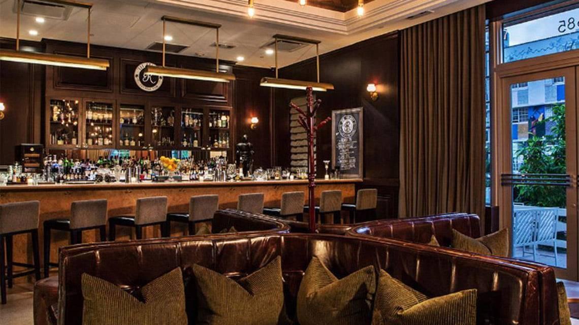 Regent cocktail club miami